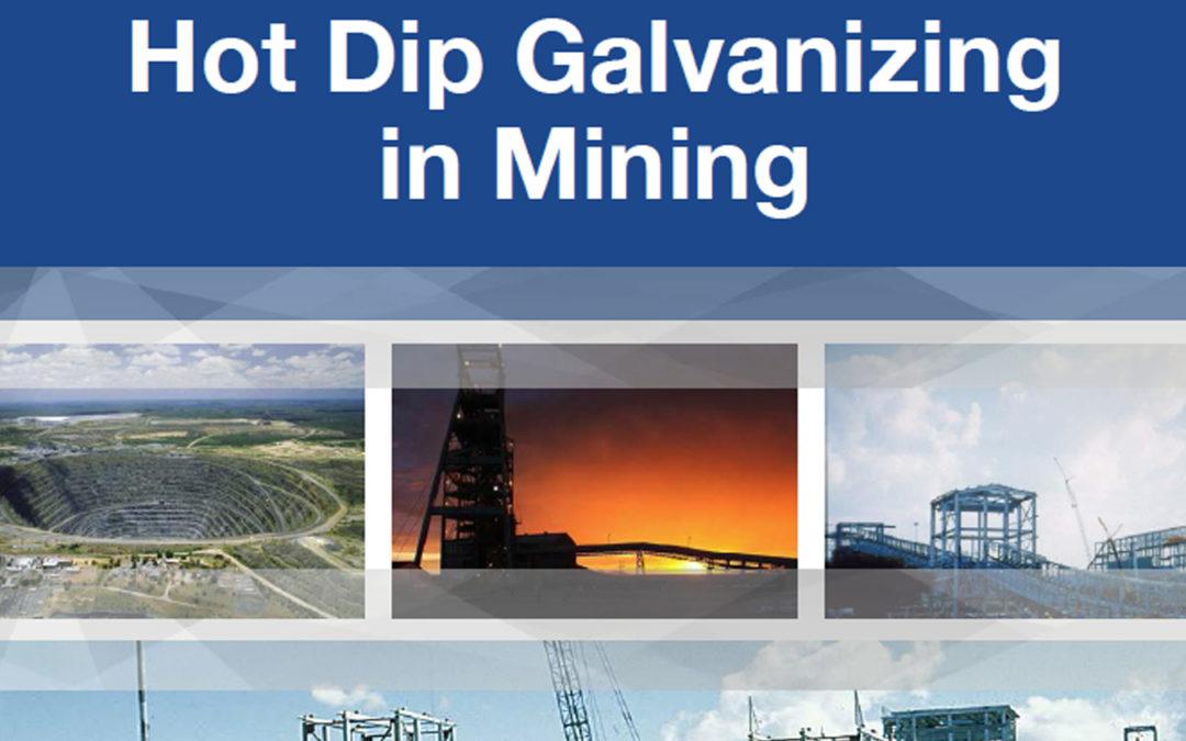 Hot Dip Galvanizing in Mining
