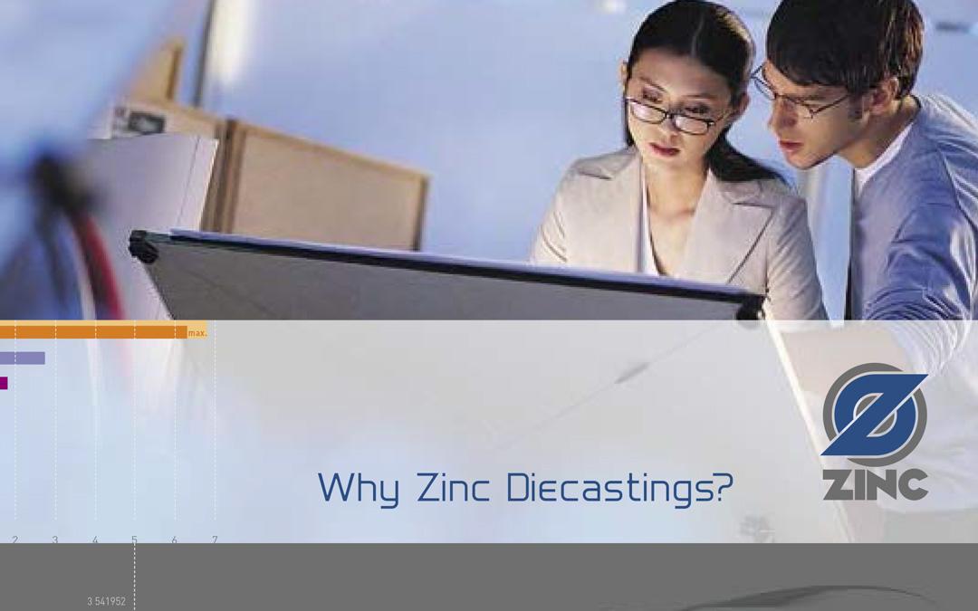Why Zinc Die Castings?