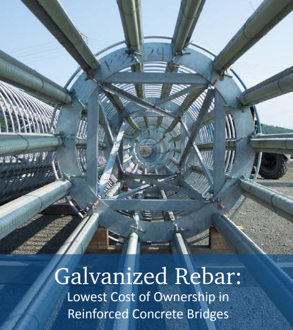 Galvanized Rebar: Lowest Cost of Ownership in Reinforced Concrete Bridges