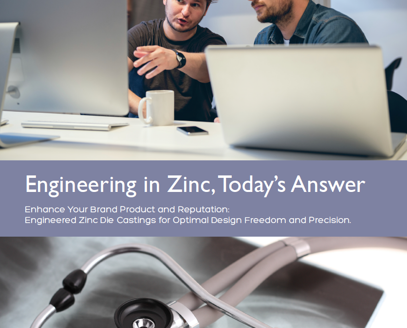 Engineering in Zinc, Today's Answer