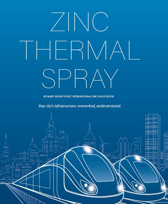 Zinc Thermal Spray